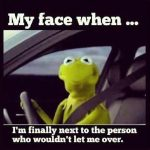 Funny Memes - my face when