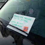 Funny Memes - thanks for parking