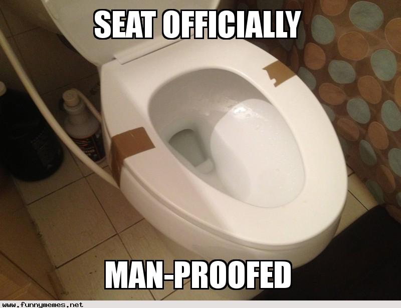 Man-Proofed