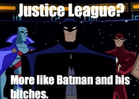 Funny Batman Memes - justice league