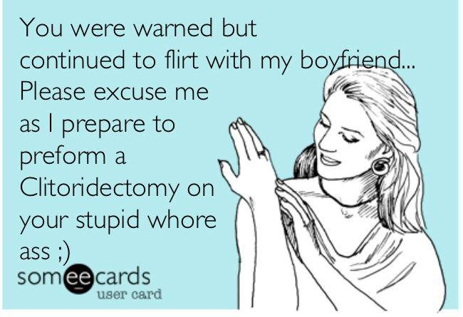 Funny Memes - Ecards - you were warned