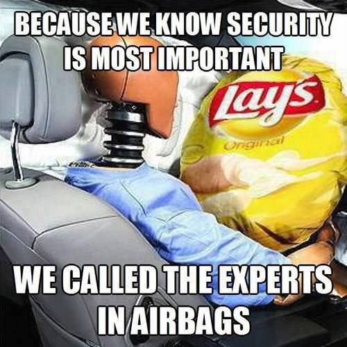 Funny Memes - experts in airbags
