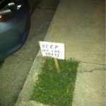 Funny Memes - lawn maintenance