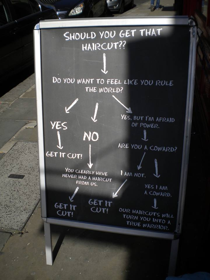 Funny Memes - should you get that haircut