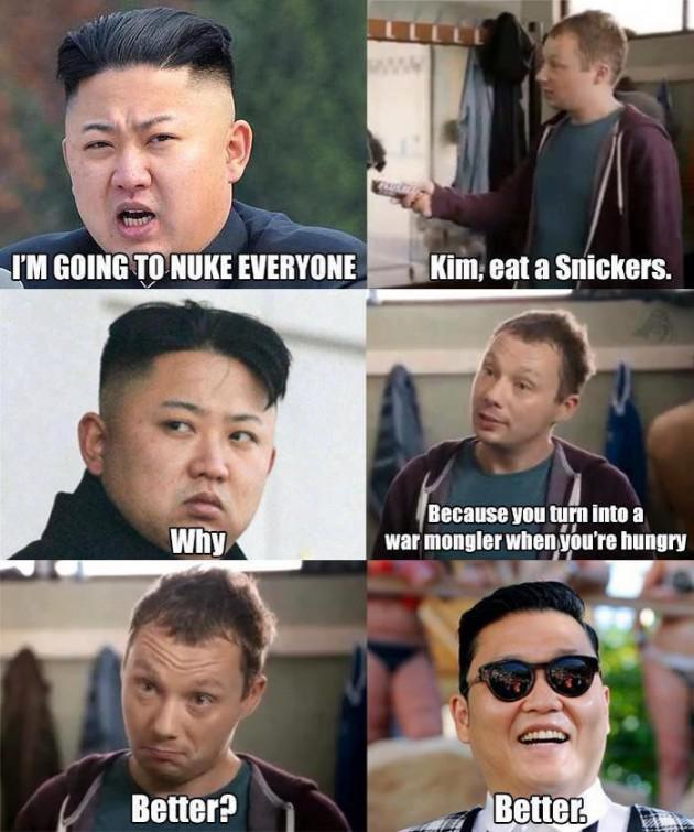 Political Funny Memes - kim jong un memes 4