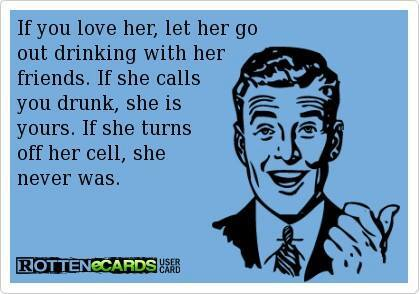 Funny Ecards - if you love her