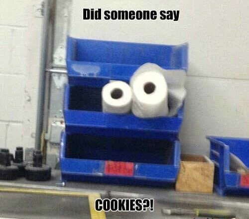 Funny Memes - cookie monster