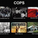 Funny Memes - how we see cops