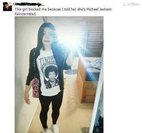 Funny Memes - michael jackson look alike