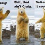 Animal Memes - hey craig