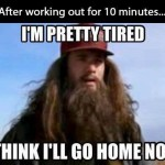 Funny Animals Memes - im pretty tired