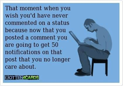 Funny Ecards - facebook comments