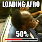 Funny Memes - half fro