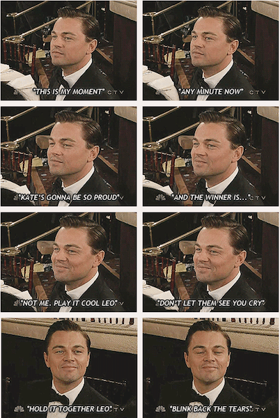 Funny Memes - leo and the oscars