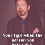 Funny Memes - your face when