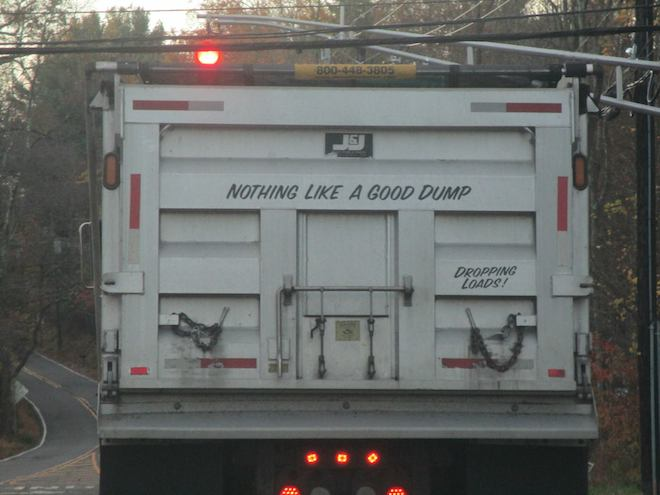 Funny Memes -nothing like a good dump