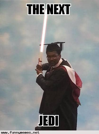 Funny Memes - The next Jedi