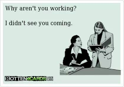 Funny Ecards - didnt see you coming