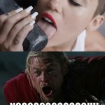 Funny Memes - miley cyrus wrecking ball 1