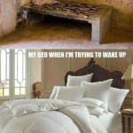 Funny Memes - my bed