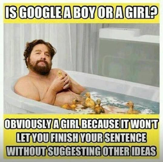 Funny Memes - obviously a girl