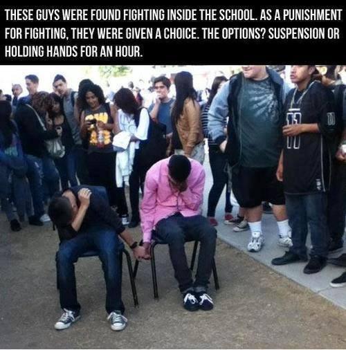 Funny Memes - school punishment