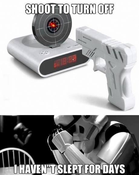 Funny Memes - shoot to turn off