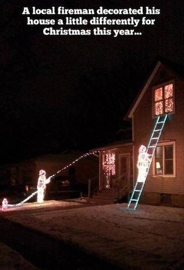 Funny Memes: christmas decorations