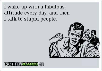 Funny Ecards - fabulous attitude