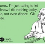 Funny Ecards - hi honey