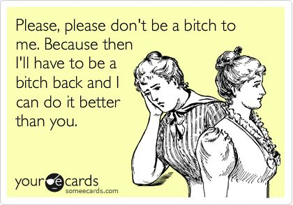 Funny Ecards - i can do it better