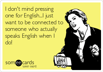 Funny Memes - Ecards - one for english