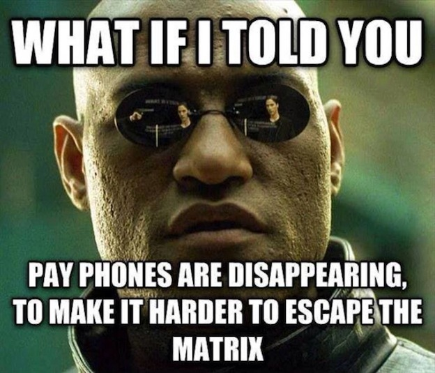 Funny Memes - escape the matrix