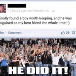 Funny Memes - he did it