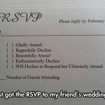 Funny Memes - hilarious rsvp