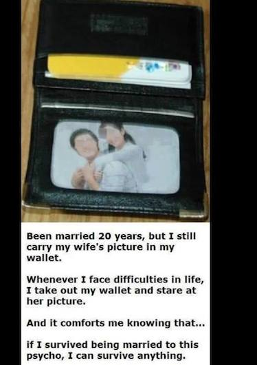 Funny Memes - married 20 years