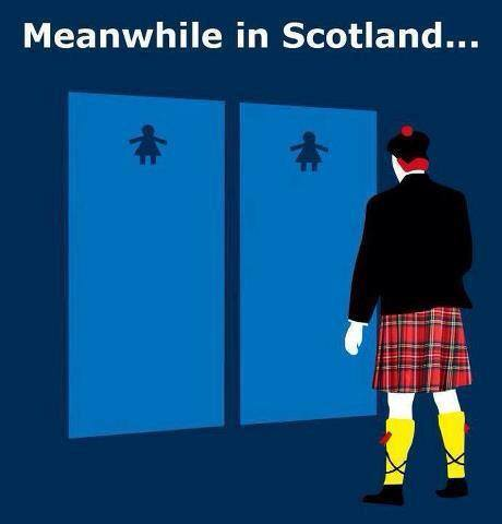 Funny Memes Meanwhile In Scotland