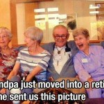 Funny Memes - retirement home
