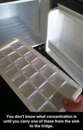 Funny Memes -ice tray