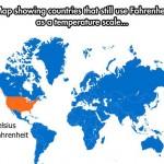 Funny Memes: celsius vs fahrenheit