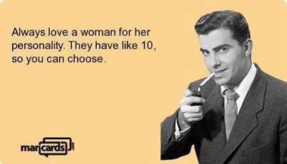 Funny Memes - Ecards - love a woman