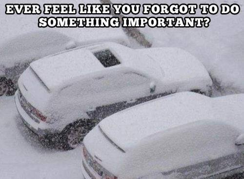 Funny Memes - forget something