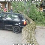 Funny Memes - lucky guy