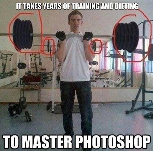 Funny Memes - master photoshop