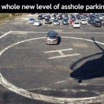 Funny Memes - parking fail