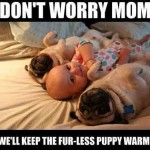 Baby Memes - dont worry mom