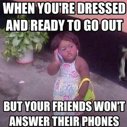 Funny Baby Memes - ready to go out