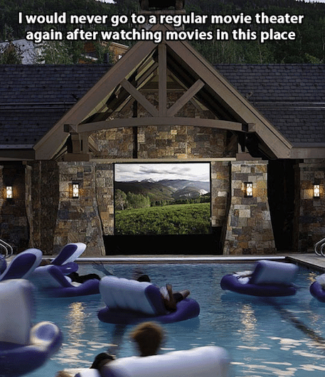 Funny Memes - regular movie theater