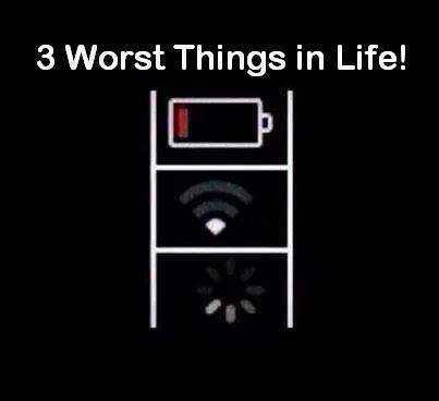 Funny Memes - worst things