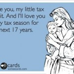 Funny Memes - Ecards - little tax credit